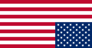 The flag should never be displayed with the union down, except as a signal of dire distress in instances of extreme danger to life or property.