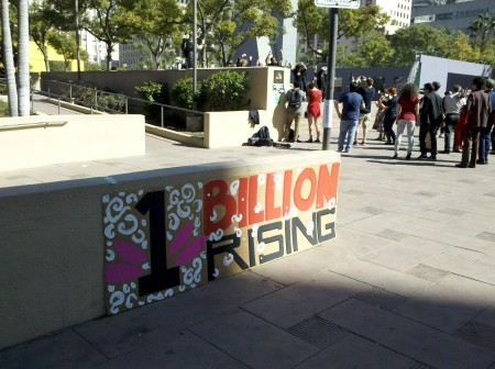 one billion rising pershing square