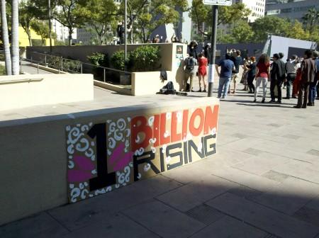 one billion rising pershing square